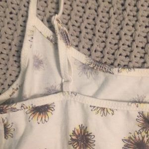 Nollie Tops Cute Tumblr Sunfllower Cami Poshmark